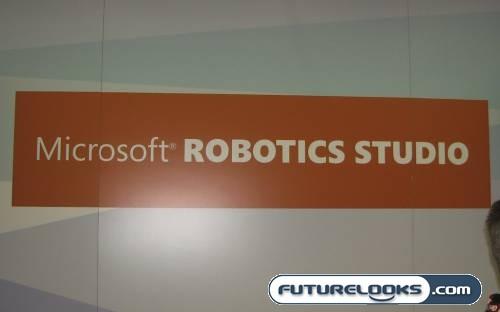 CES 2008 - Microsoft