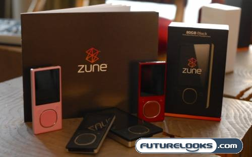 Microsoft Announces the Final Details For a Zune Launch in Canada
