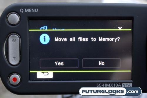samsung hmx10a 11 Samsung SC HMX10A High Definition Camcorder Review