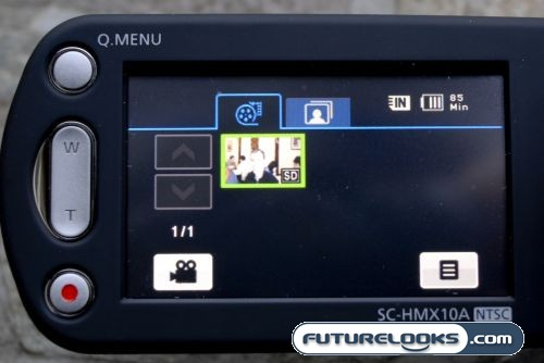 samsung hmx10a 7 Samsung SC HMX10A High Definition Camcorder Review
