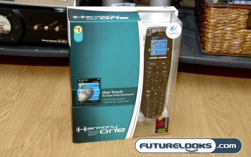 harmony one remote 1 Logitech Harmony ONE Advanced Universal Remote Control Review