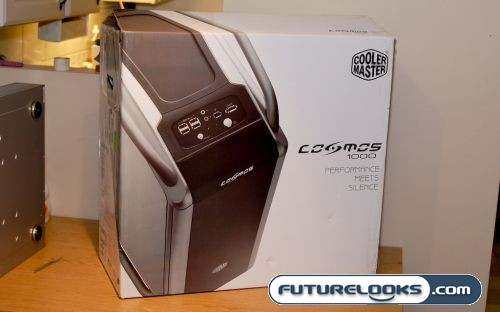 Cooler Master Cosmos 1000 Full Tower Case Review