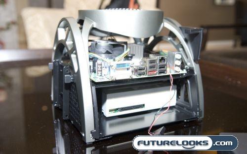 The Skeleton Mini Unveiled at COMPUTEX 2008