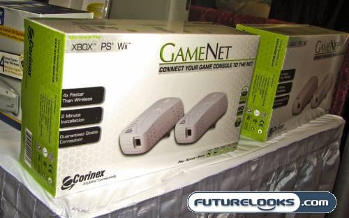 CES 2008 - The Gadget Pile - Corinex, Q3 Innovations and VUZIX