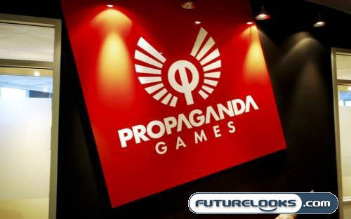 Hanging With The TUROK Crew at the Propaganda Games Studio