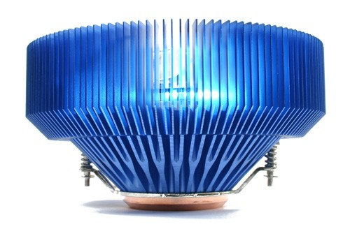 Thermaltake Blue Orb II CPU Cooler Review