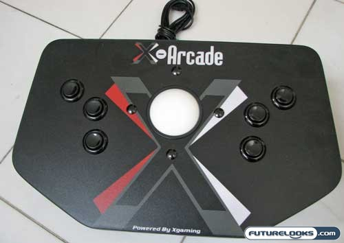 X-Arcade Trackball Mouse Game Controller Review