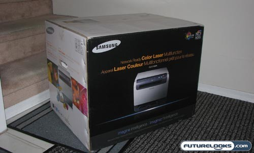 Samsung CLX-2160N Color Laser Multifunction Printer Review