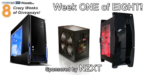 BIG NZXT Giveaway at Futurelooks!   crazy week1of8 page