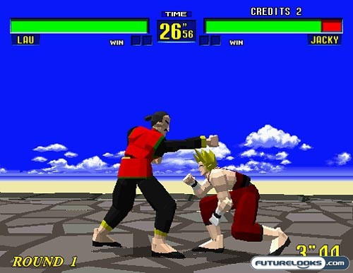 Futurelooks Presents the Top 10 Best Fighting Games of All Time