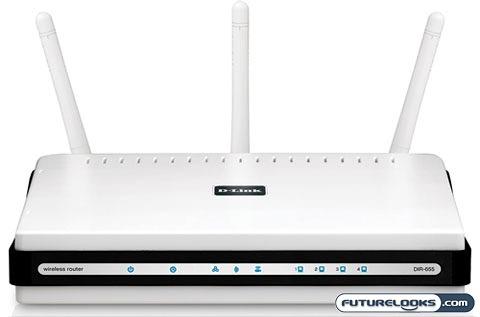 D-Link DIR-655 Xtreme N Gigabit Router Review