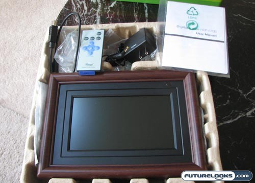 Rosewill RDF-670B Digital Picture Frame Review