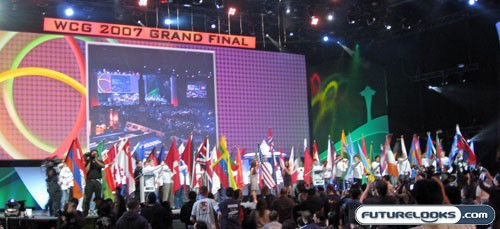 Impressions of the Seattle World Cyber Games 2007 Grand Final