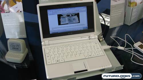 Impressions of the ASUS Eee PC Notebook Computer
