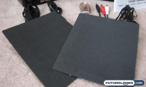 M-Audio Studiophile AV40 Desktop Speaker System Review