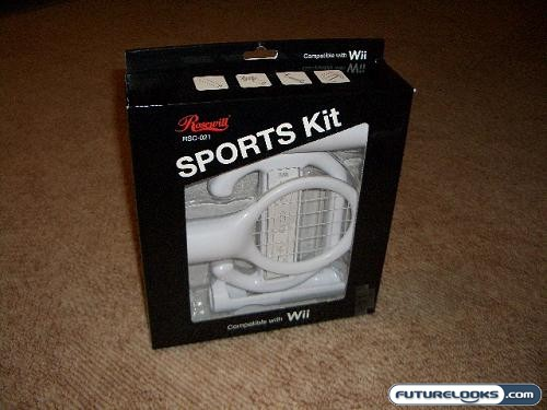 Rosewill SPORTS Kit for the Nintendo Wii Reviewed