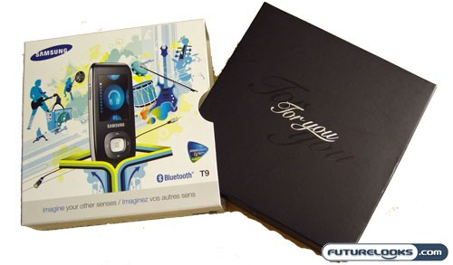 Samsung YP-T9 Slim Portable 4GB Multimedia Player Review