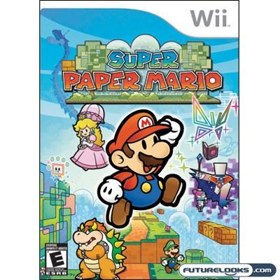 Super Paper Mario for the Nintendo Wii Review