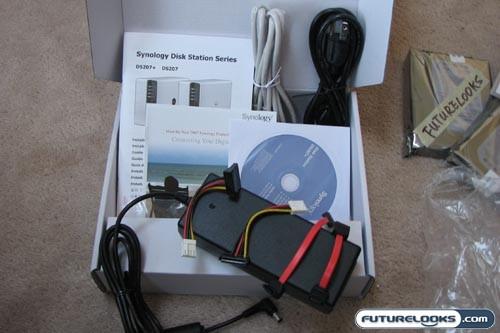 Synology DiskStation DS207+ Dual Drive SATA NAS Server Review