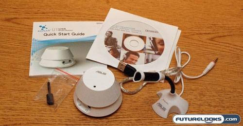 ASUS Xonar U1 External USB Audio Station Review