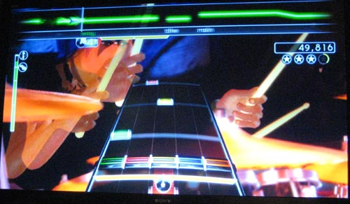 Rock Band for the Xbox 360 and PS3 Review