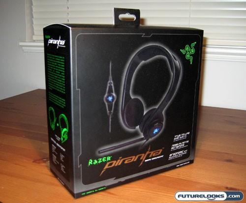 RAZER Piranha Gaming Communicator Headset Review