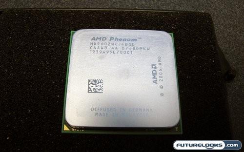 AMD Phenom 9600 Black Edition CPU Review