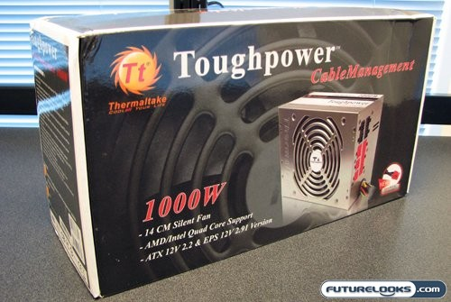 Thermaltake Toughpower 1000W Power Supply Review