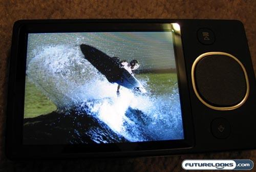 Microsoft Zune 80GB Digital Media Player Review