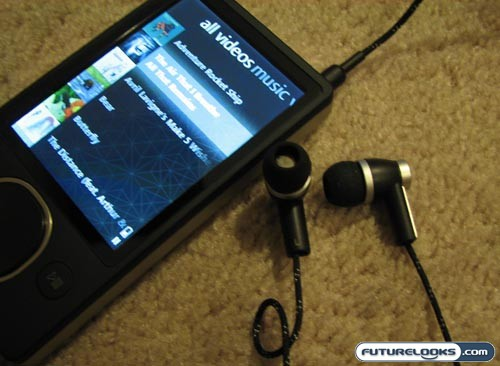 Microsoft Zune 80GB Digital Media Player Review