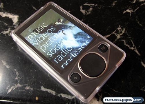 Agent18 Dragon Shield Case for the Zune 80GB Review