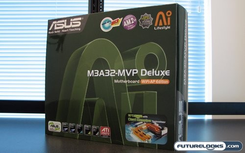 Asus M3A32-MVP Deluxe/WiFi-AP Motherboard Review