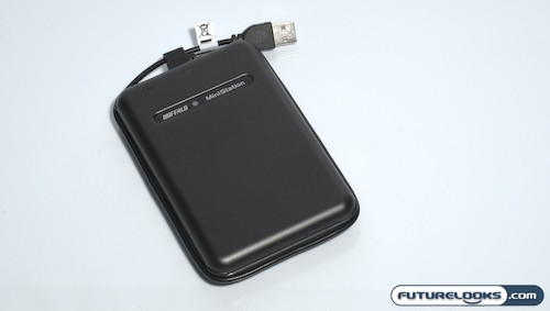 Buffalo MiniStation 320GB TurboUSB Portable Hard Drive Review