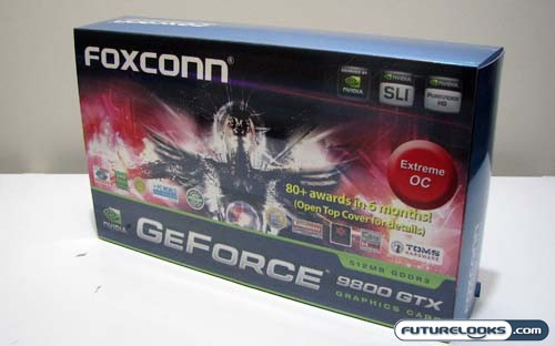 Foxconn 9800GTX-512N Extreme OC Video Card Review