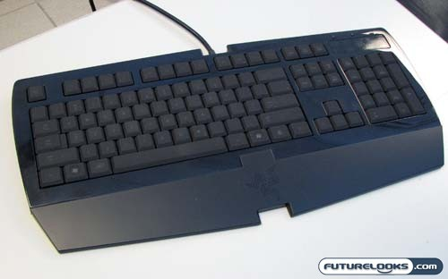 Razer Lycosa Gaming Keyboard Review
