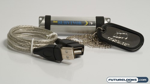 Corsair Survivor 32gb Ultra Rugged Usb 2 0 Flash Drive Review