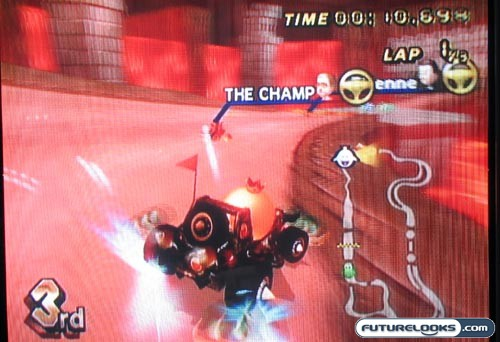 Mario Kart for the Nintendo Wii Review