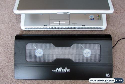 VIZO Mini Ninja Notebook Cooling Stand Review