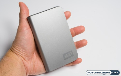 Western Digital My Passport Elite 320 GB USB 2.0 Portable Hard Drive Review