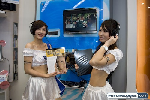 COMPUTEX 2008 - Top 10 Booth Babes!