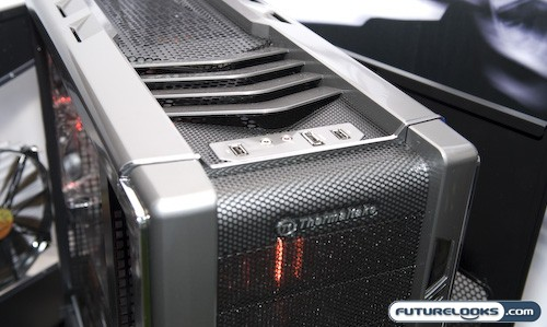 COMPUTEX 2008 Spotlight - Thermaltake Has a New Look and a Top Secret Cooling System