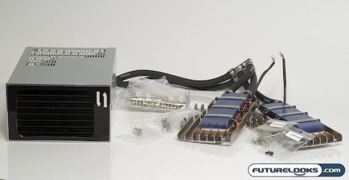 CoolIT Systems nVIDIA 8800 Series Dual Drive Bay VGA Cooler Review