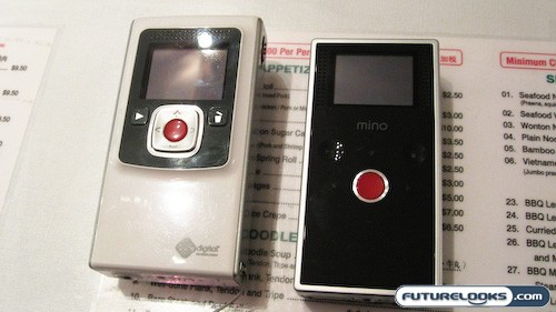 Flip Video Mino Digital Camcorder Review