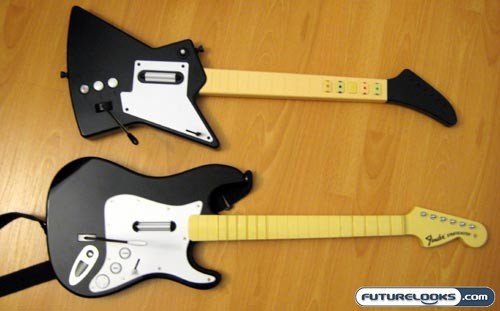 Nyko Frontman Wireless Guitars for Wii and PS3 Reviewed