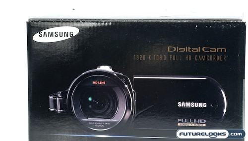 Digital Camera and Camcorder Review Round Up   samsung hmx20c 15 