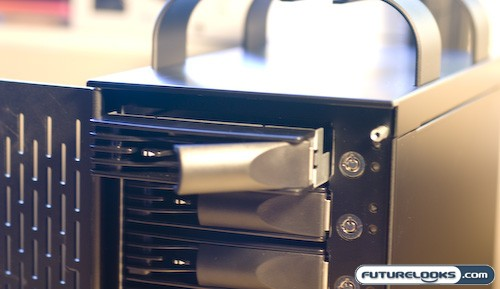 Enhance Technology T4H CR Desktop RAID Storage System Review