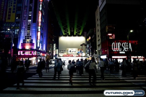 Futurelooks' Techie Travelling Guide to Japan