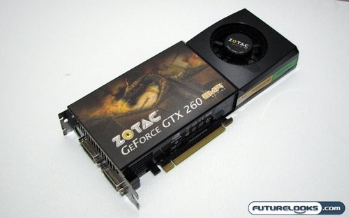 ZOTAC GeForce GTX 260 AMP! Edition Video Card Review