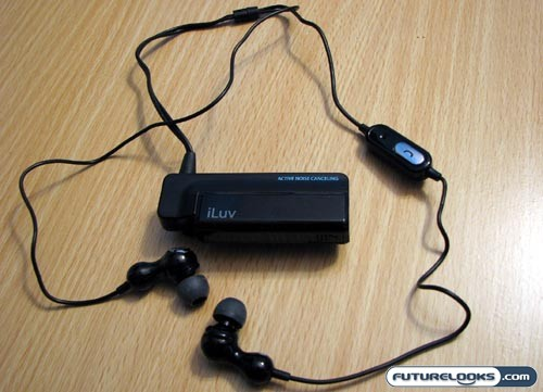 iLuv i910 Noise Canceling Stereo Earphones Review