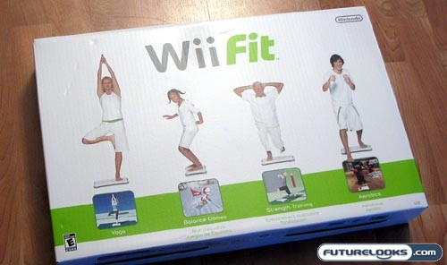 Nintendo Wii Fit - A Month in Review
